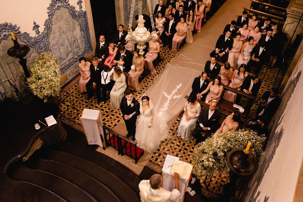 cerimonia casamento na igreja do carmo ouro preto