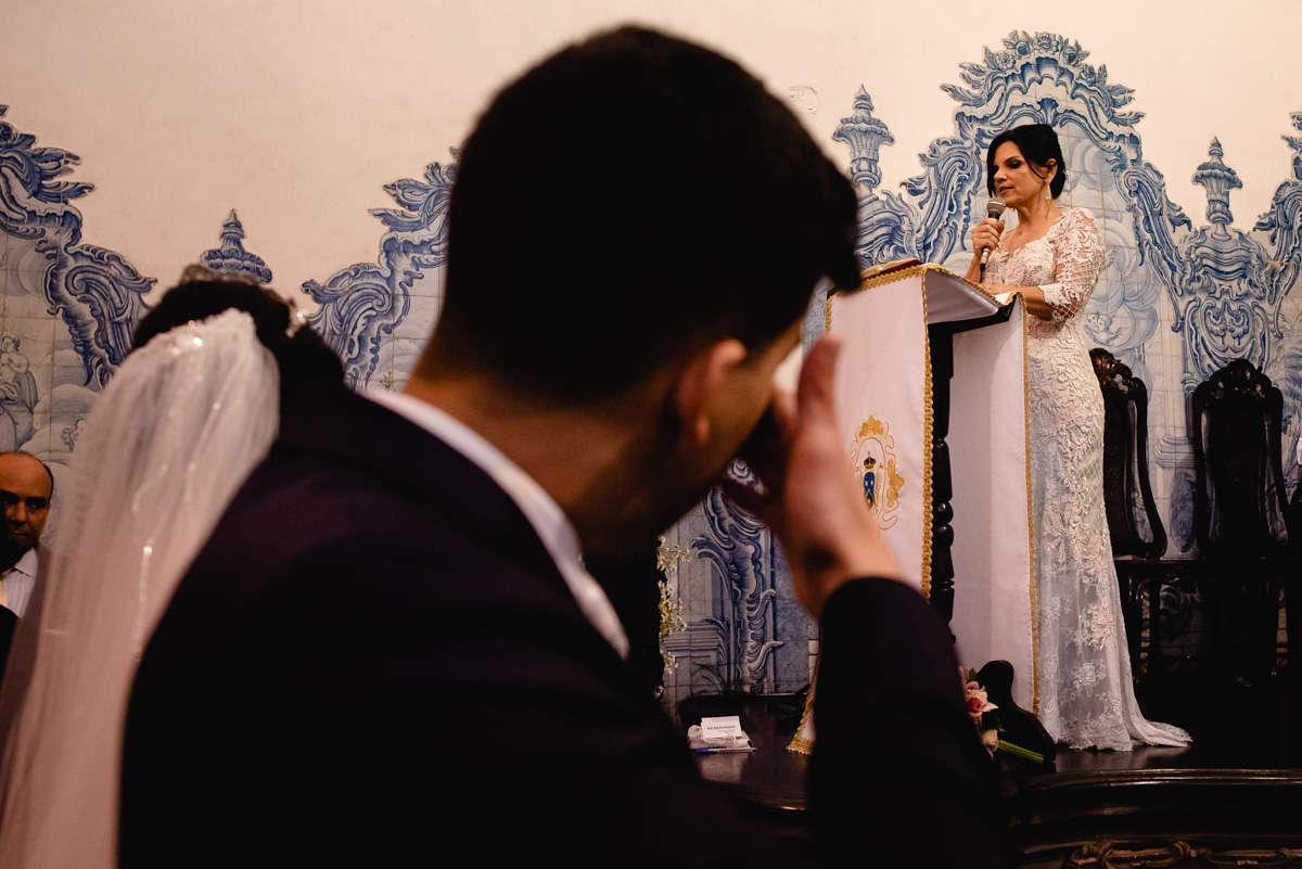 fotos emocionantes de casamento em ouro preto