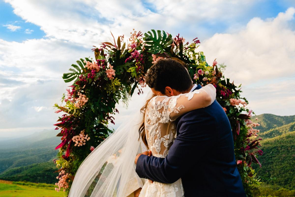 fotografia de casamento na vila relicario em ouro preto