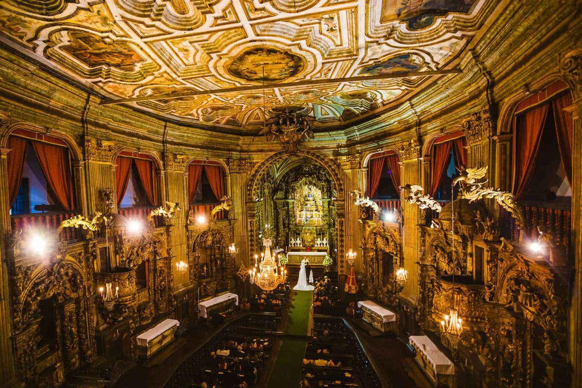 igreja do pilar em ouro preto